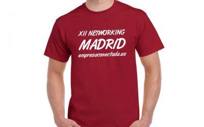Camisetas personalizadas para tu evento