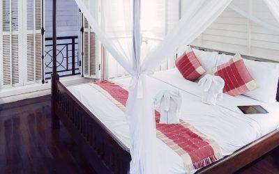 Ropa de cama personalizada para hoteles