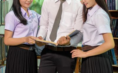 Tipos de uniformes en la edad escolar