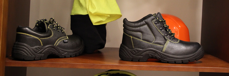 La importancia del calzado profesional